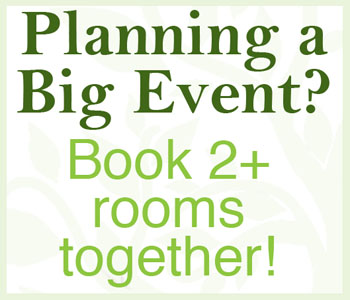 Book a Room at the Spring Branch Meeting Rooms in Houston, Texas